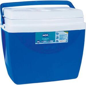 Caixa Térmica mor 34 litros   R$42