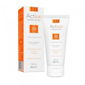 Protetor Solar Facial Actsun FPS30 | R$29