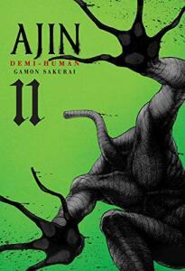 Mangá | Ajin: Demi-Human Vol. 11 | R$12