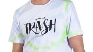 Camiseta Local Básica - Trash R$14