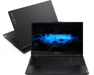 [AME R$7937] Notebook Lenovo Legion 5i RTX 2060 I7 10750H - R$8183
