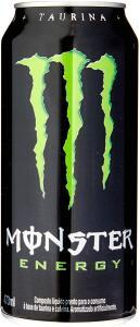 Energético Monster Lata 473ml -R$6