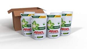 Sabão Líquido Ariel Expert, 4x900ml - R$53