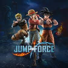Jogo: JUMP FORCE - Standard Edition - PC Steam | R$50