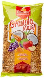 [PRIME + Rec] Granola Mais Grings 1kg | R$14