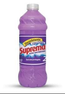 Desinfetante Translucido Lavanda Suprema 2l | R$1,98