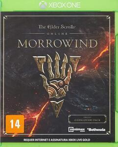 The Elder Scrolls Online: Morrowind Xbox One | R$15