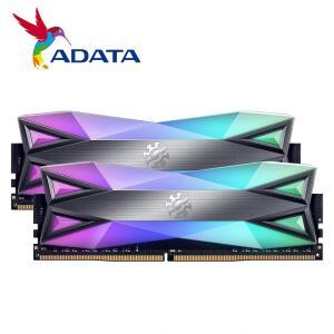 3200Mhz ADATA DDR4 RGB 16GB(2x8GB) | R$553