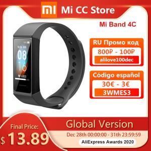 Redmi Band (Mi Band 4C) | R$77