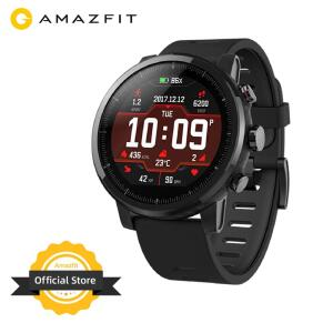Smartwatch Xiaomi Amazfit Stratos   R$474