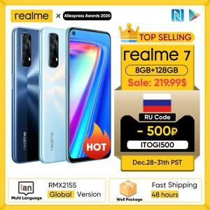 Realme 7 8GB/128GB | R$1275