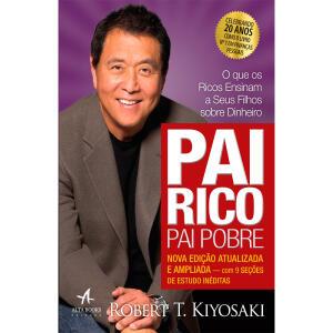 [APP] Livro Pai Rico, Pai Pobre - Edição de 20 Anos Atualizado e Ampliado | R$18