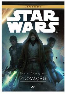 Livro - Star Wars: Provocação | R$9