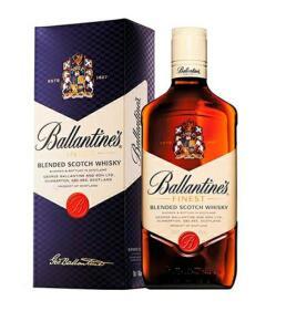 Whisky Ballantine's 750ml | R$42