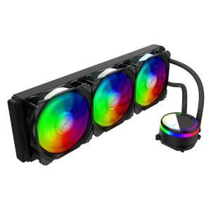 Water Cooler Alseye M360 Black 360mm RGB | R$510
