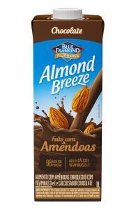 [PRIME] Alimento com Amêndoas Sabor Chocolate Almond Breeze 1L | R$7