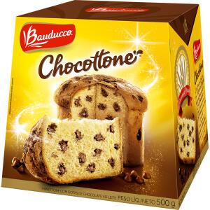 Chocottone 500g - Bauducco | R$11