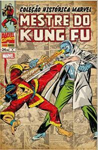 Coleção Histórica Marvel. Mestre do Kung Fu - Volume 4 | R$12
