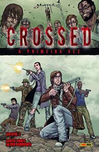 HQ | Crossed - Volume 1 - R$40