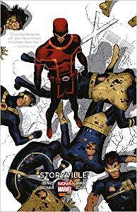 Fabulosos X-men: Storyville | R$30