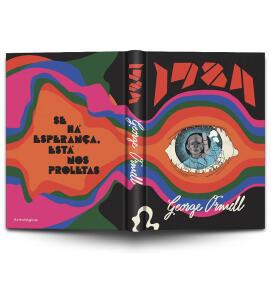 [PRIME] Pré-venda livro 1984 Capa Dura - Autografado por Rafael Coutinho + Pôster | R$50