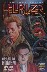Hellblazer Infernal Vol. 08 | R$16