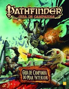 Pathfinder: Guia de Campanha do mar Interior | R$113