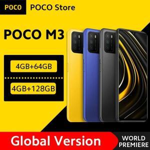 Smartphone Xiaomi Poco M3 4GB/64GB - R$768