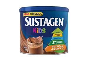 Sustagen Kids 380G Chocolate | R$16,90