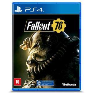 Jogo Fallout 76 - PS4 | R$30