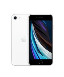 iPhone SE Apple 64GB Branco | Lote com Carregador e Fone | R$2549
