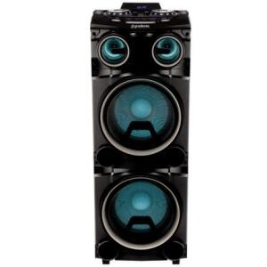 Caixa Amplificada Gradiente Power Bass GCA103 Bluetooth - 1500W | R$1.193