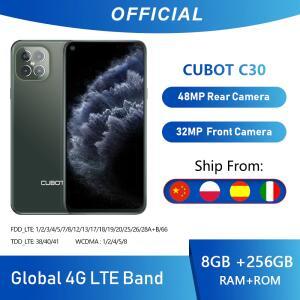 Cubot C30 48MP Smartphone Global - R$943