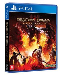 Game - Dragon's Dogma Dark Arisen - PS4 R$88