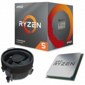 Processador AMD Ryzen 5 3600X Cache 35MB 3.8GHz (Max Turbo 4.4GHz) - R$1928
