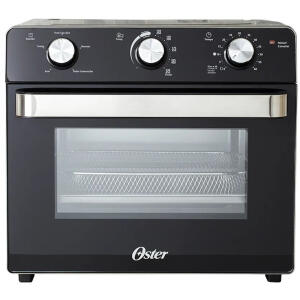 [AME R$ 979,99] Forno Elétrico e Fryer 2 em 1 Oster 22L Preto – 110v - R$1000