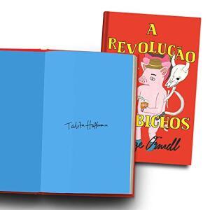 [PRIME] A Revolução Dos Bichos - Autografado Por Talita Hoffmann + Poster - Pré Venda R$26