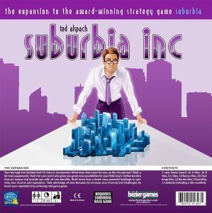 [PRIME] Suburbia Inc - PaperGames - Expansão | R$30