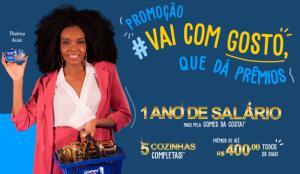 Compre 02 produtos Gomes da Costa e concorra a prêmios