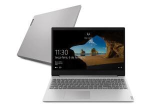 "Notebook Lenovo Ideapad S145 AMD Ryzen 5-3500U 12GB 1TB 15.6"" W10   R$2.879"