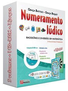 Coleção Numeramento Lúdico Raciocínio e Diversão em Matemática