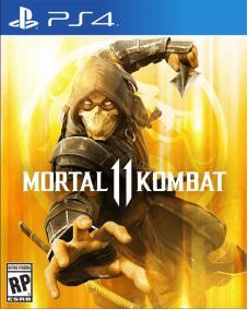 Mortal Kombat 11 PSN   R$60