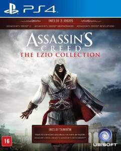 Assassins Creed The Ezio Collection   R$36