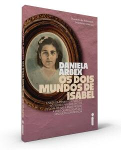 Livro: Os Dois Mundos de Isabel | R$21