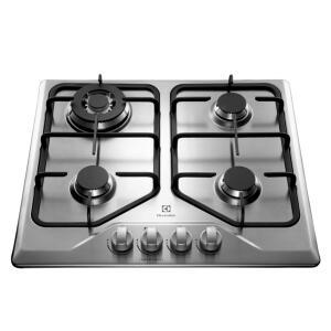 Cooktop 4 Bocas Inox a Gás Electrolux GT60X | R$670