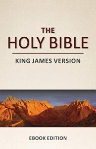 BÍBLIA VERSÃO KING JAMES 1611 (VERSÃO ORIGINAL) Inglês | eBook