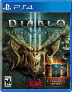 DIABLO 3: ETERNAL COLLECTION [PS4] | R$82