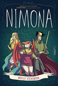 Nimona (Português) - Capa comum | R$37