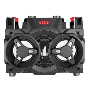 Mini System Lenoxx MS8600 com Bluetooth, Rádio FM, Micro SD, USB, Função Karaokê - 150W R$350