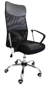 Cadeira Presidente Em Tela Mesh Pel | R$449